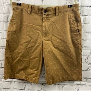 Banana republic Emerson patterned shorts
